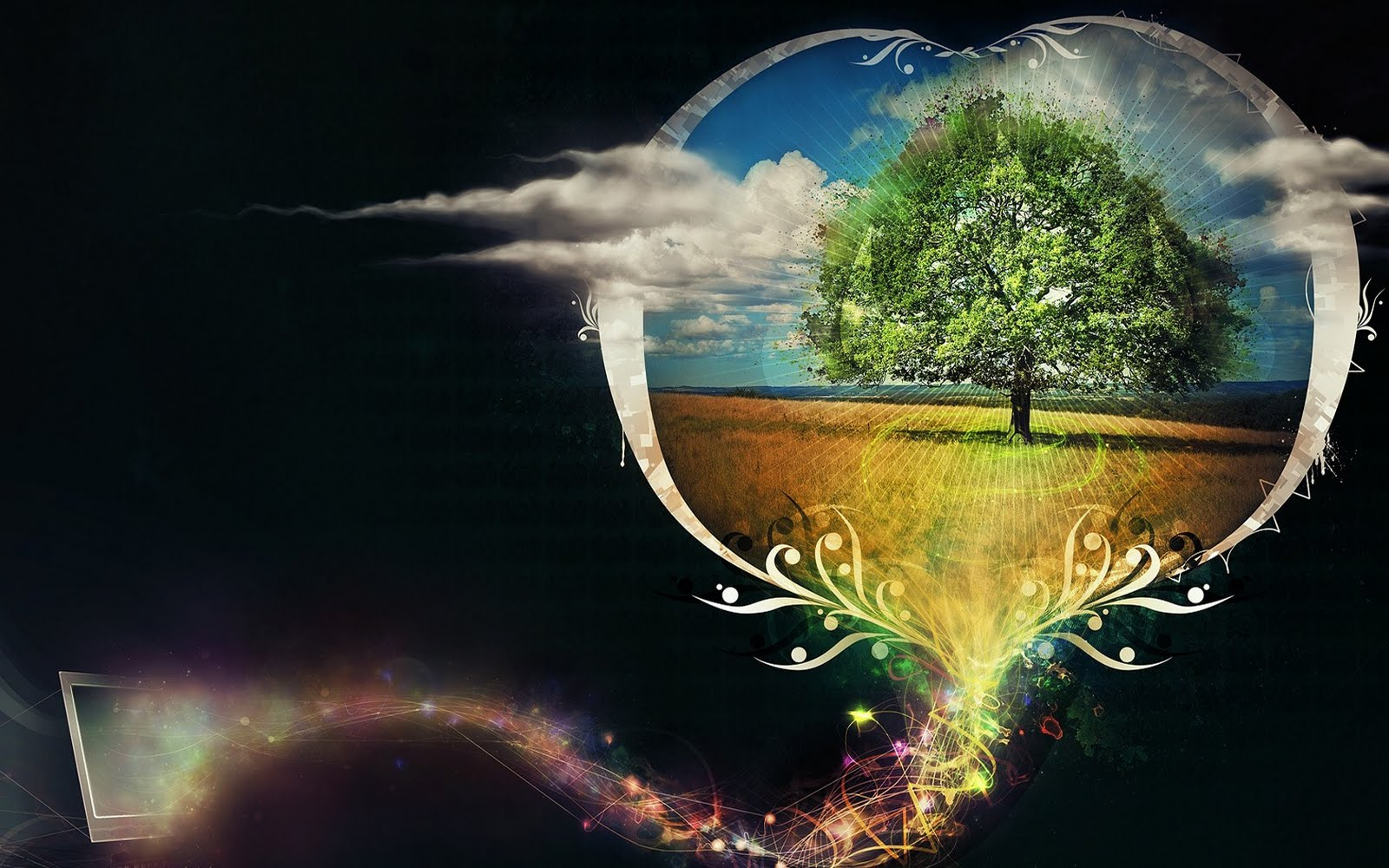 Strictly Wallpaper Imaginary Worlds Wallpapers 2