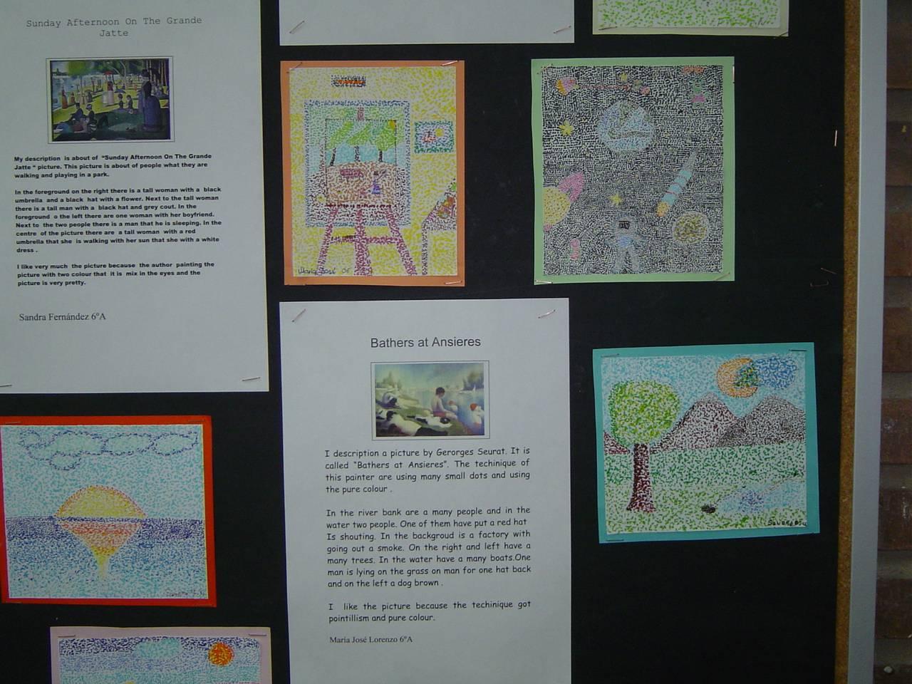 Bilingual Education Activities Children S Artwork