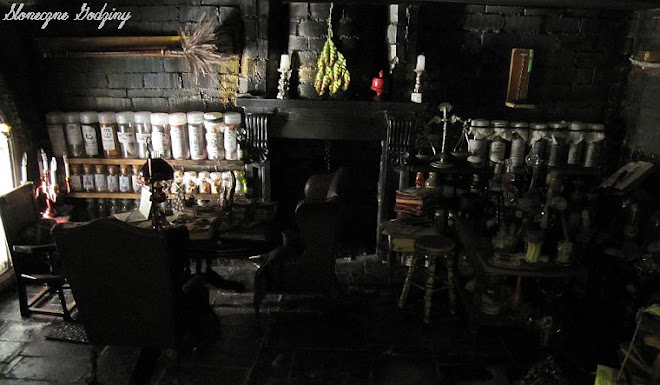 Professor Severus Snape's Office - click on the photo to visit it