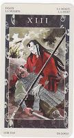 Samurai Tarot Death