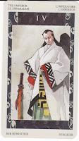 Samurai Tarot Emperor