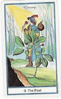 Herbal Tarot Fool