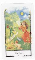 Tarot Of The Old Path Fool