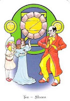 10 Stones Tarot of Oz