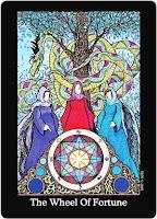 Wheel Of Fortune Whispering Tarot