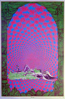 60s Psychedelic Poster, Psychedelic Art, Psychedelic Posters