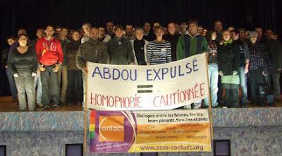 gay lyon rencontre à Grenoble