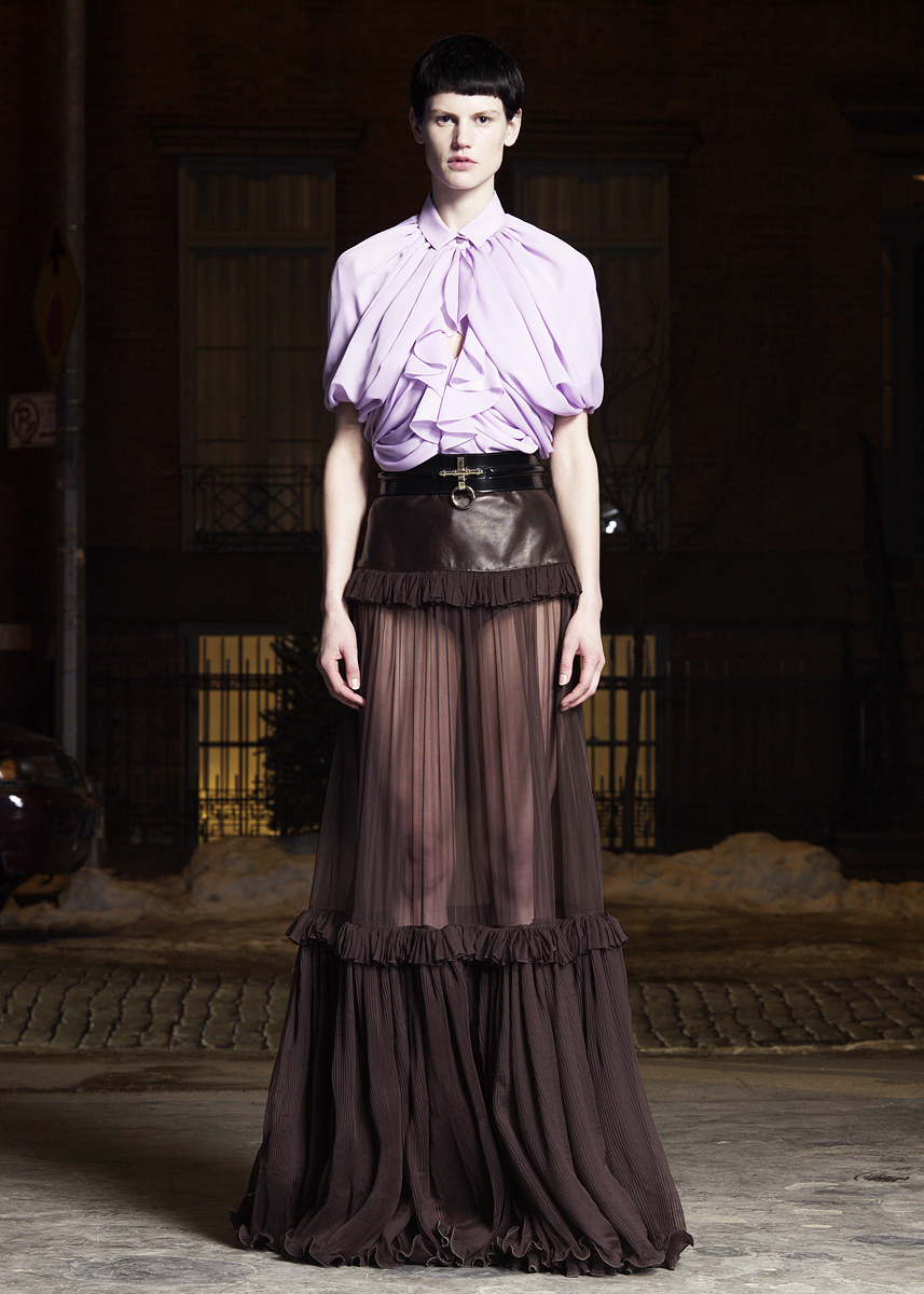 Givenchy Pre Fall 2016 Collection: Couture Me Pink: Pre-Fall 2011: Givenchy