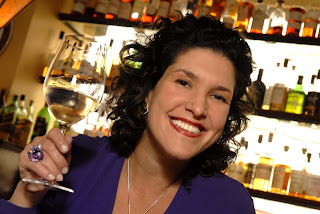 Liza the Wine Chick at the Commonwealth Club on February 13th