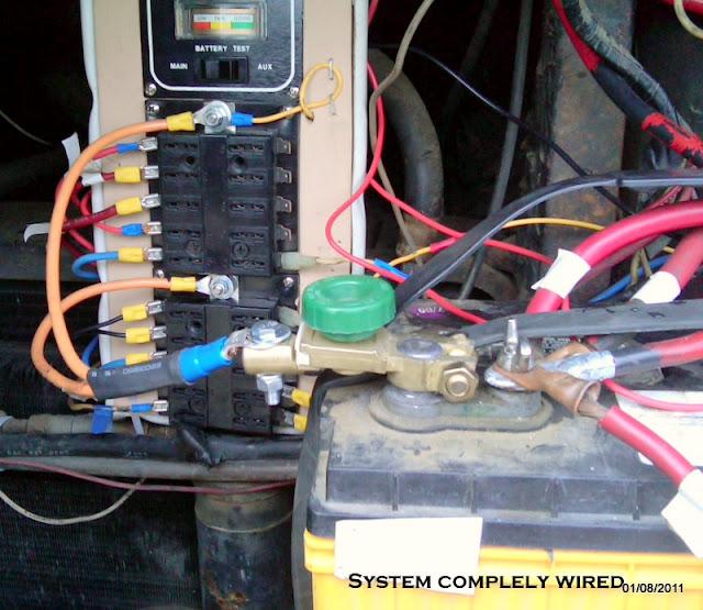 Fleetwood Rv Battery Wiring Diagram Also Fleetwood Bounder Motorhome