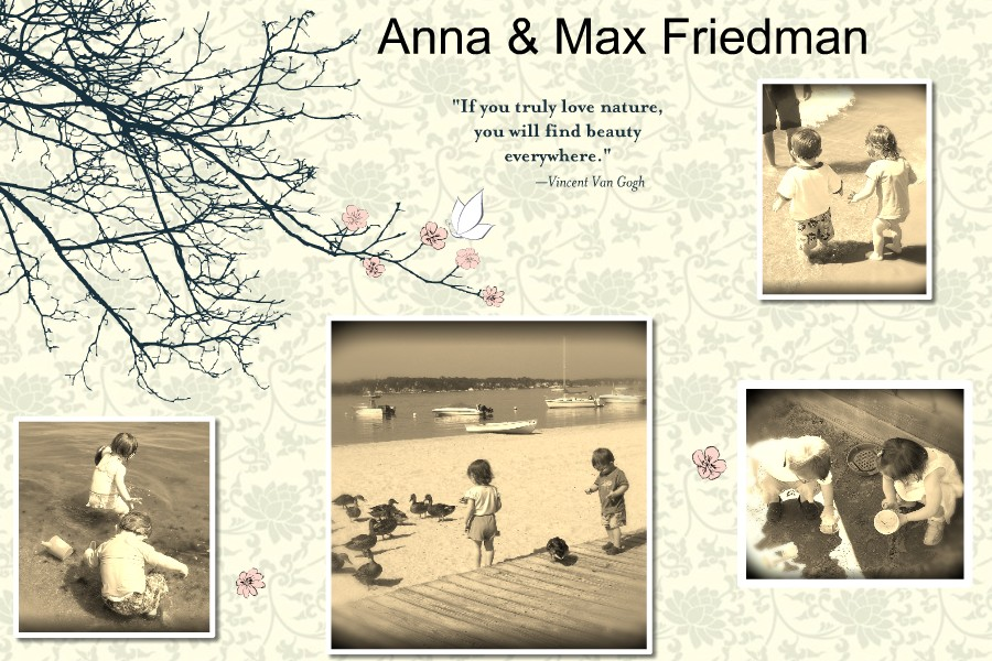 Anna and Max Friedman