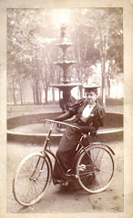 Bikes were a key part of women starting to wear pants
