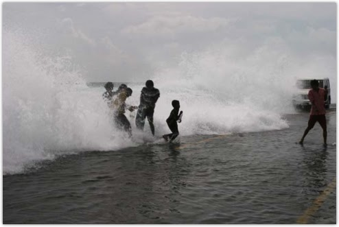 2004 Indian Ocean Tsunami: Before and After - ajc.com