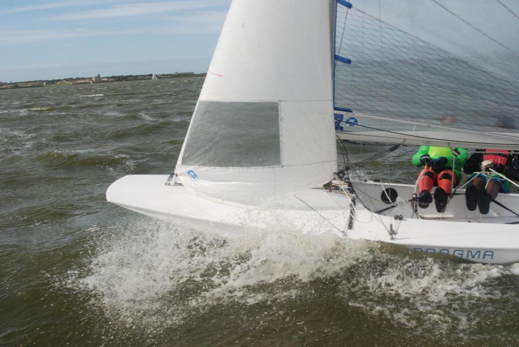 SA Yacht Blog: Sonnet Sailing Dinghy