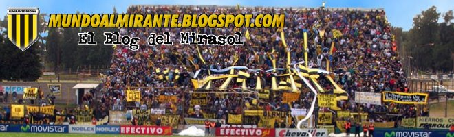 CLUB ALMIRANTE BROWN - LOCURA DE MI CORAZON