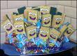 Tweeëndertig keer Sponge Bob fröbelen