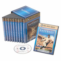 "Ken Burns"" Baseball DVD"