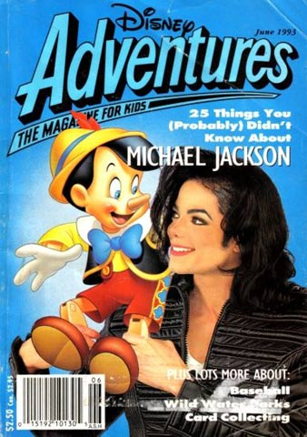 Disney History Michael Jackson Friends And Inspirations