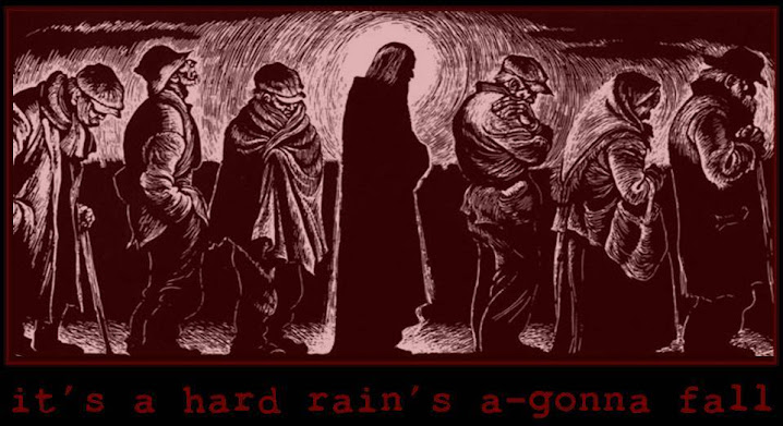 It's A Hard Rain's A-Gonna Fall