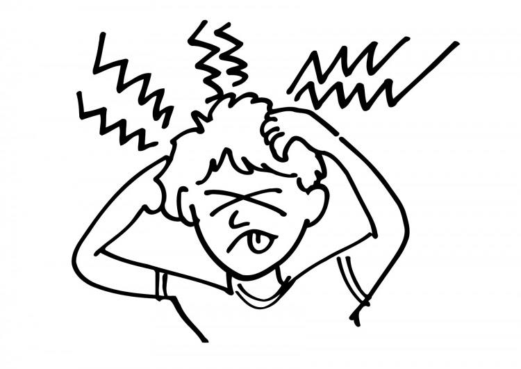 FIREBERT: Treat Migraine/Headache with massage and