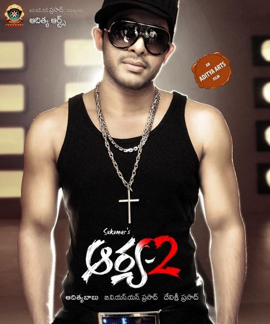 Noneed Full Mp3: Arya 2 Telugu Audio Songs (MP3) Free Download 320KBPS