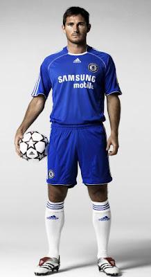buy popular 8a0ca 08464 Chelsea FC: Chelsea Kit: Season 2007/2008