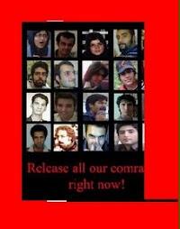 ٢٨ دسامبر را به روز جهانی اعتراض به دستگیری دانشجویان در ایران تبدیل خواهیم کرد!