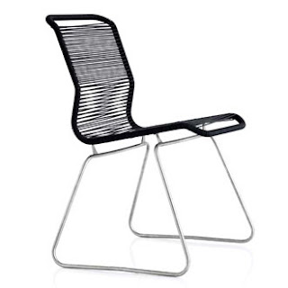Dining Chair By Verner Panton