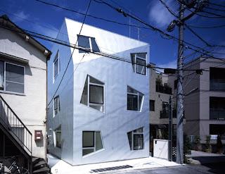 Fudamae Apartment by issho architect