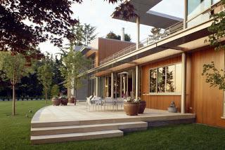 Lake Washington ResidenceSustainable Design
