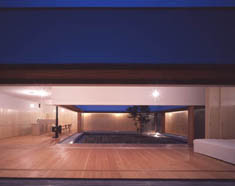 Beautiful Japanese Houses home design: the cloister house in japan