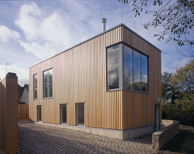 SETON MAINS HOUSE, by Paterson Architects