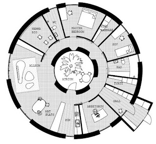 round+house+floor+plans - House Design News - house, interior