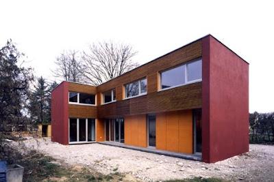 interior design dr weigel house by ilg architekten. Black Bedroom Furniture Sets. Home Design Ideas
