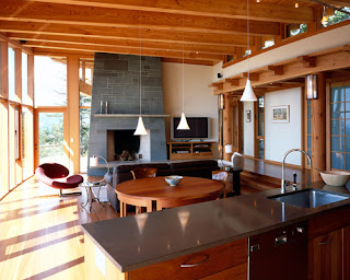 Best Interiors: SHALKAI HOUSE at Gulf Island | by HELLIWELL + SMITH