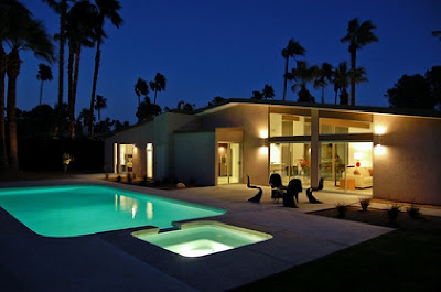 Modern-Mid Century Home in Palm Springs