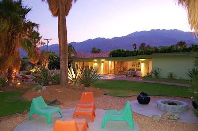 Palm Springs Home | Mid-Century Modern Home
