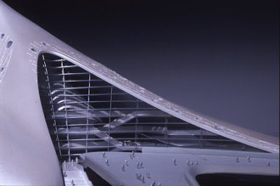 Zaha Hadid on Dubai Opera House