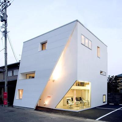 SHIRO by Takuya Hosokai + Hiromasa Mori