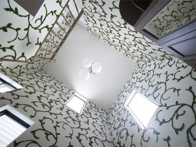 Moss House by Nendo / Oki Sato