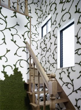 Moss House Nendo Oki Sato