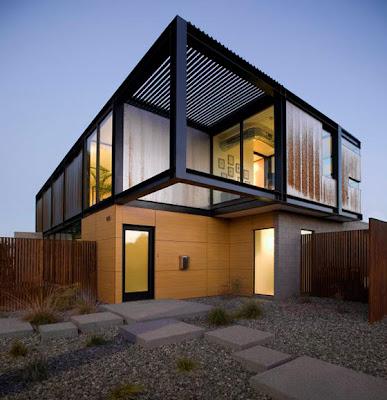 Korean House And Design Modern House In Tempe Arizona
