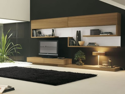 cool ultramodern living room design | Korean Interior: Ultra Modern Living Rooms by Presotto Italia