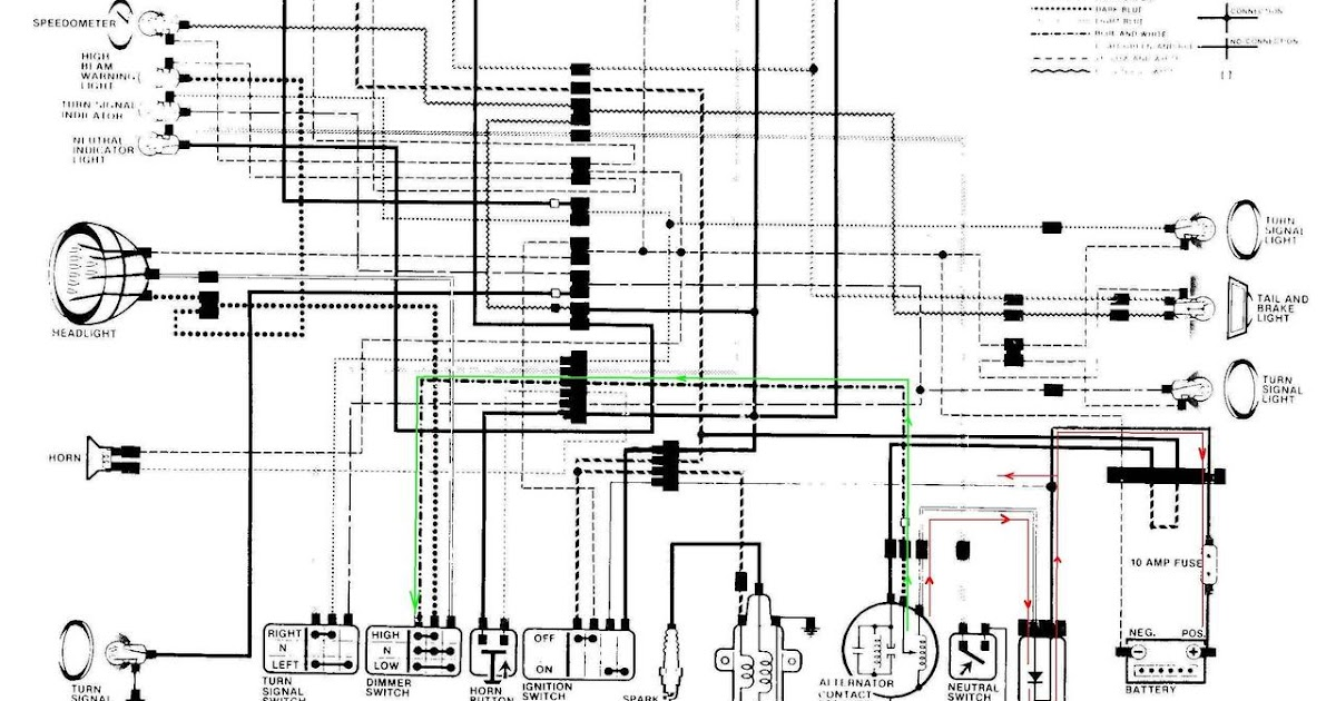house wiring diagram general