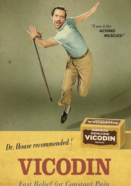 PharmaGossip: Abbott - Vicodin CR: evergreen fail