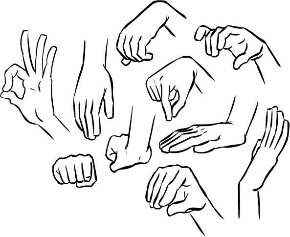 I was told to draw hands. i dont see the harm in posting hands,