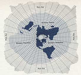 La Tierra es plana Plana