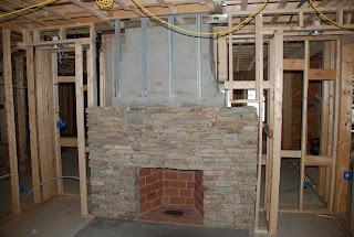 Building The Berg House January 2011