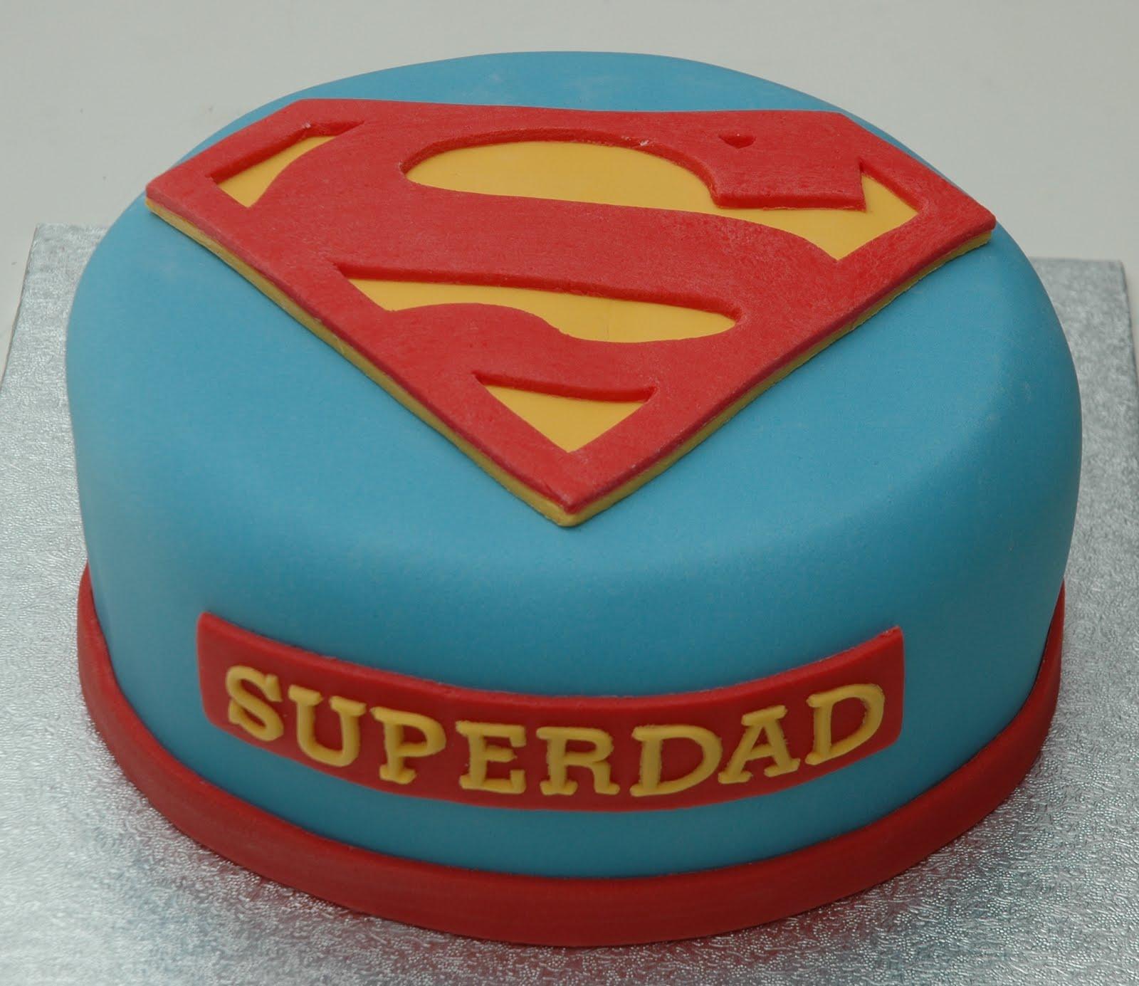 Simply A Cake Superdad
