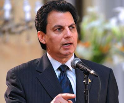Mario Canahuati Canciller de Honduras